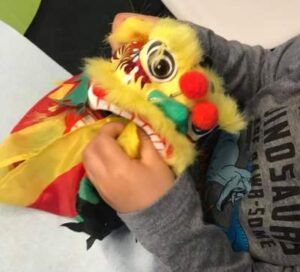 Our program helps children to learn about and celebrate Chinese traditions.